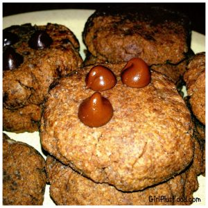 Three Ingredient Nutella Cookies!