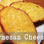 BEST, Quick & EZ Parmesan Cheese Bread Recipe!