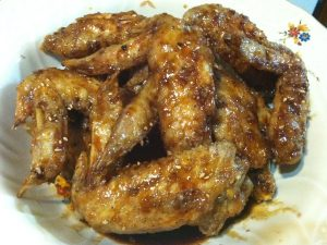 Tebasaki (Japanese Style Chicken Wings)
